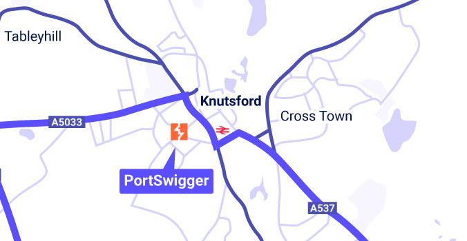 PortSwigger on the map