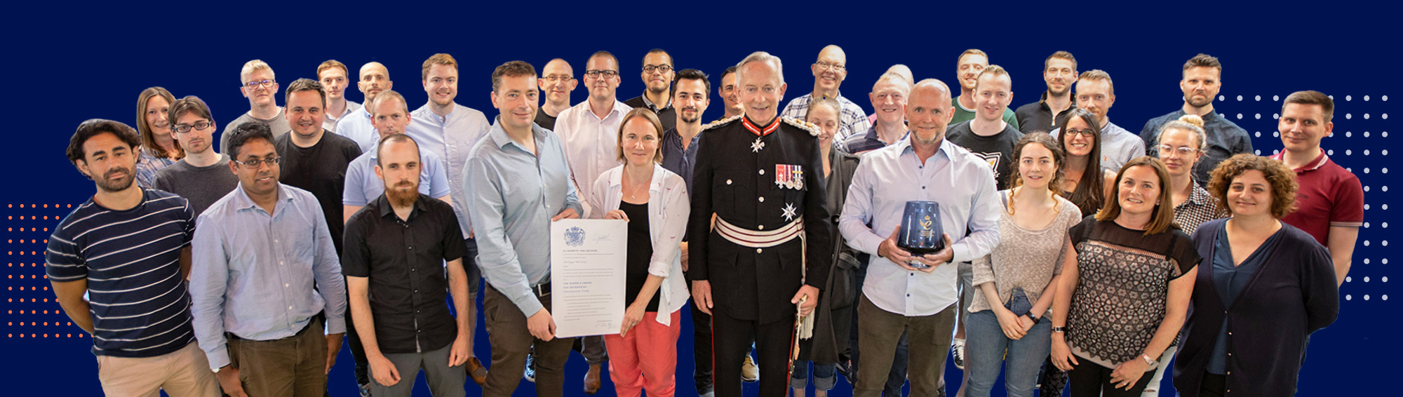 PortSwigger wins the Queen's Award for Enterprise