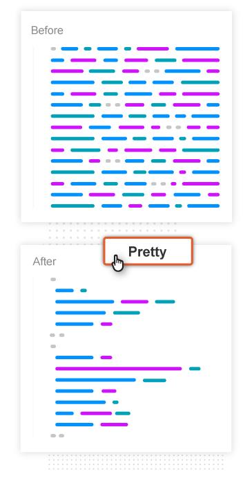 Burp Suite Pro pretty-printing