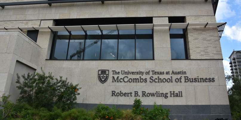 The healthcare cybersecurity course has been created by the McCombs School of Business