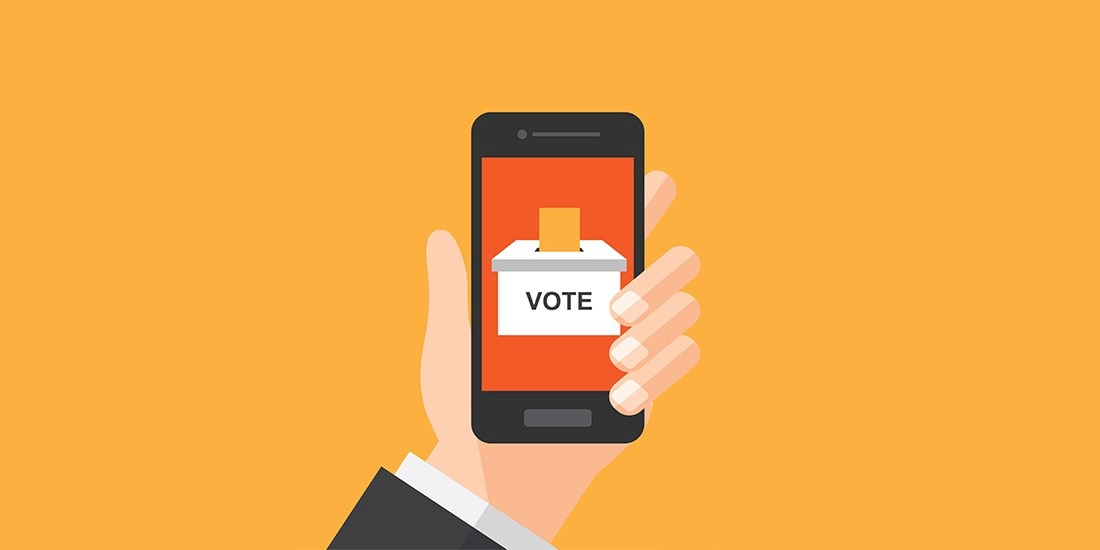 Smartphone Voting Brings New Security Concerns The Daily