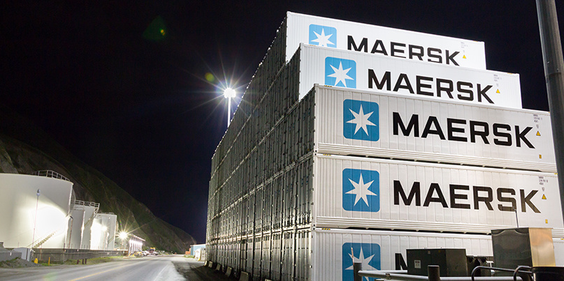 Maersk was hit by a NotPetya ransomware attack in 2017