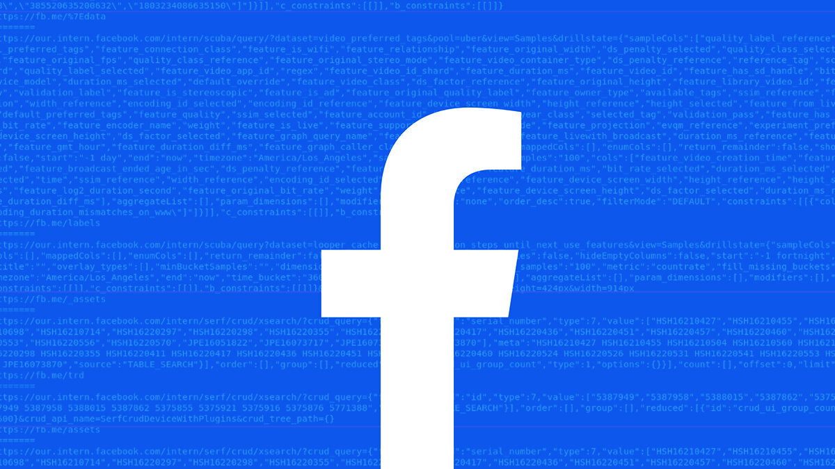 Facebook management interface breached through vulnerable Apache library