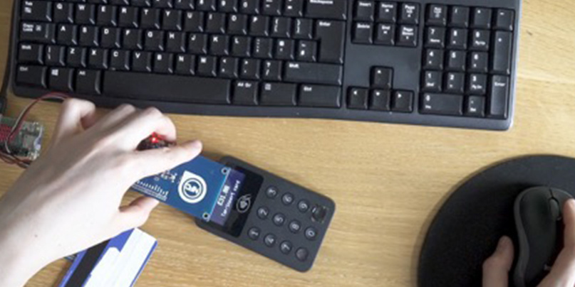 Leigh-Anne Galloway of Positive Technologies discovered security issues with contactless payments
