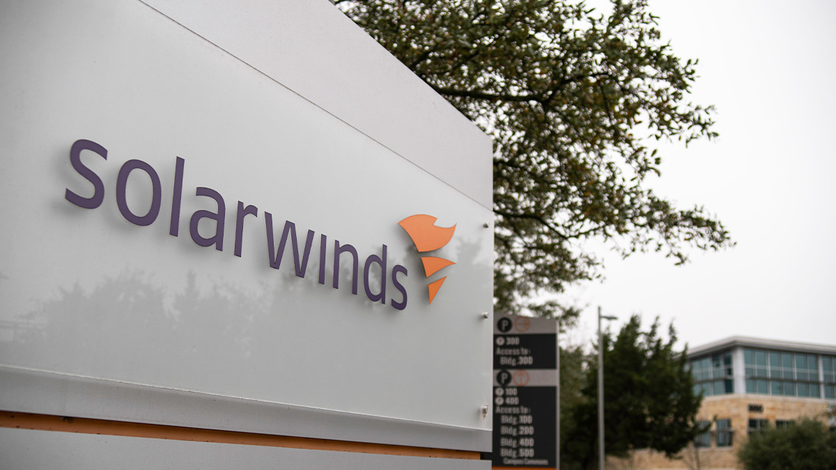 SolarWinds was hit by a supply chain attack