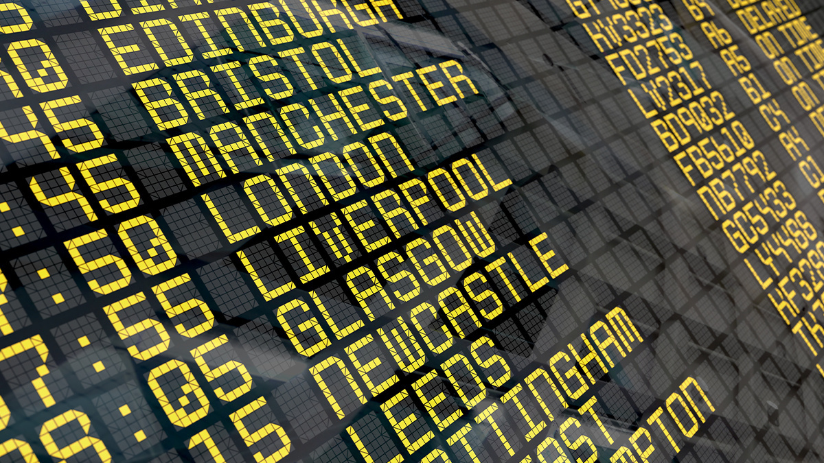 The organization manages multiple airports across the UK