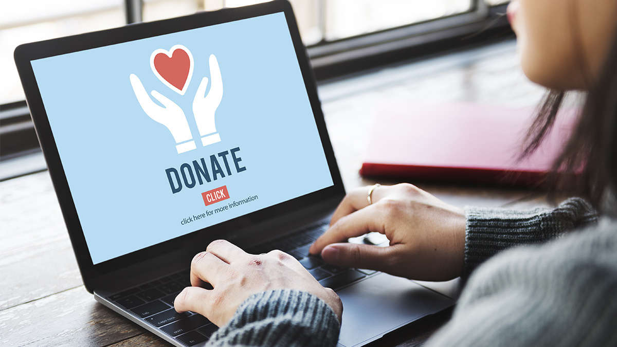 Charities often hold a wealth of sensitive user data