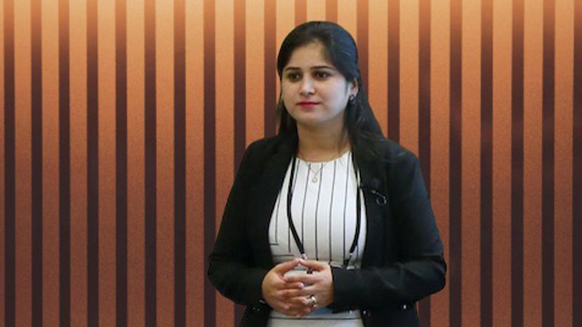 Vandana Verma is head of OWASP Bangalore