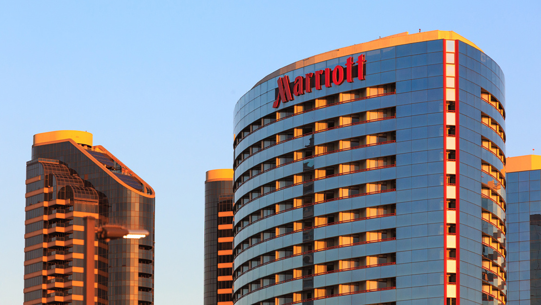 Marriott Hotel, San Diego