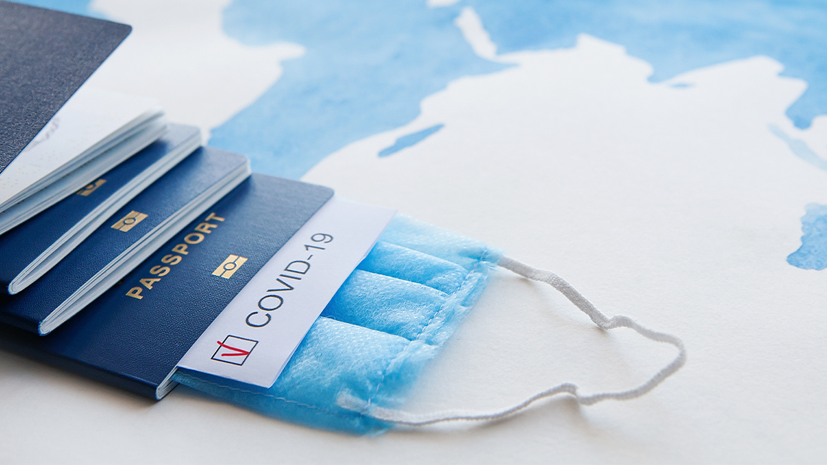 European privacy regulators warn Covid-status passports can only be temporary and must be introduced without discrimination