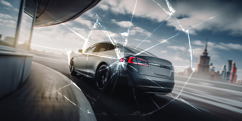 Tesla security bug uncovered after minor accident | The