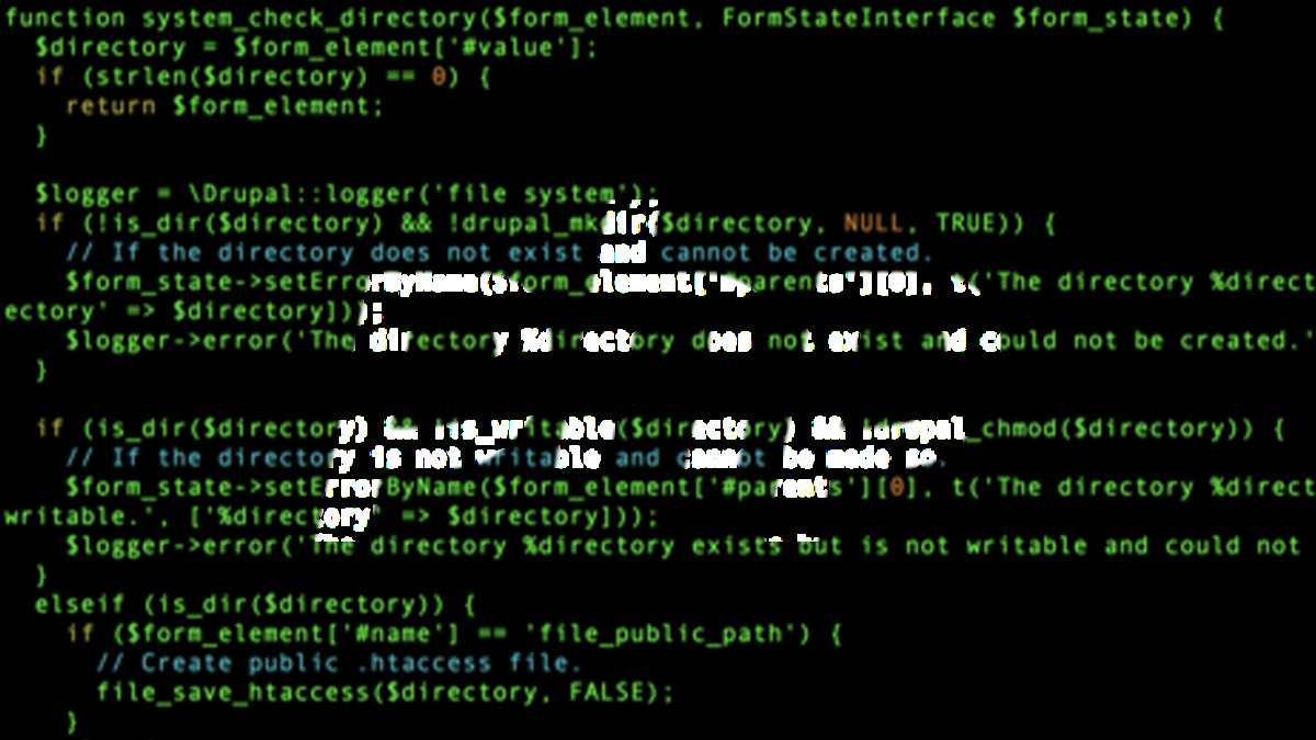Backdoor planted in PHP Git repository after server hack