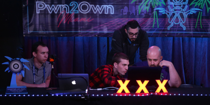 The inaugural edition of Pwn2Own Miami closed its doors on January 23, 2020