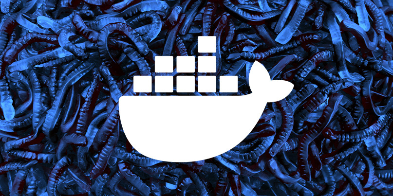 The first cryptojacking worm has been discovered in Docker