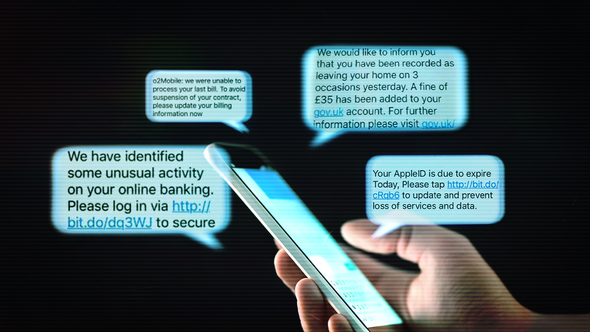 What is smishing? How to protect against text message phishing attacks