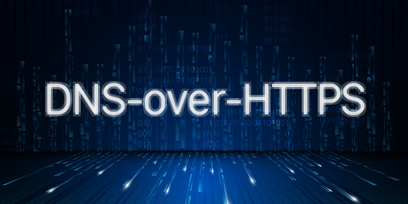DNS-over-HTTPS is a web protocol that performs DNS resolution via HTTPS