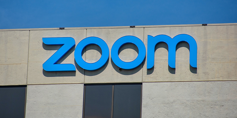 Zoom is experiencing a surge in popularity