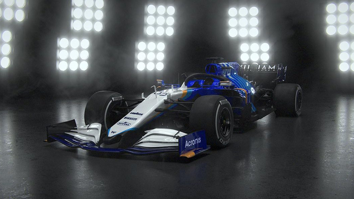Williams Racing aborts plans to unveil new F1 car FW43B via augmented reality app following hack