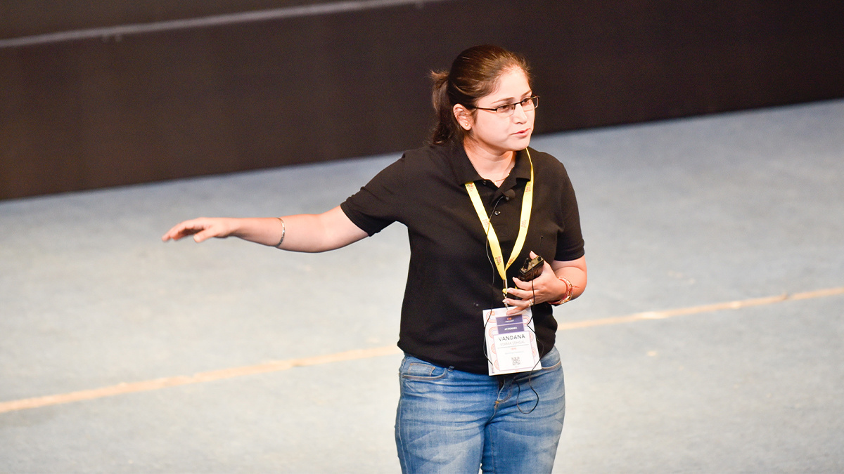 Vandana Verma on improving diversity and helping to grow the Indian security community