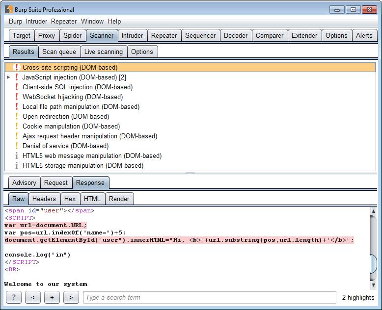 Burp gets new JavaScript analysis capabilities | Blog