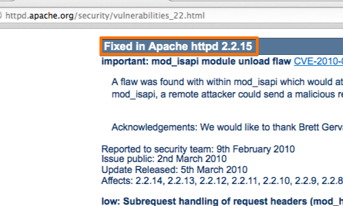 OWASP_KnownVulnerabilities_4