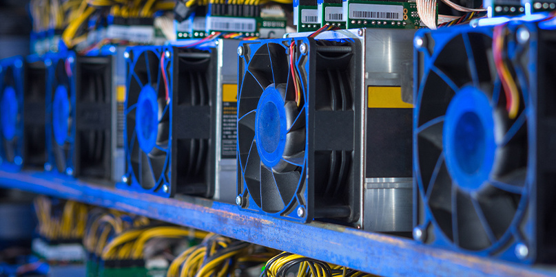 Most cryptocurrencies use a mechanism called 'crypto-mining' to maintain the integrity and security of the blockchain